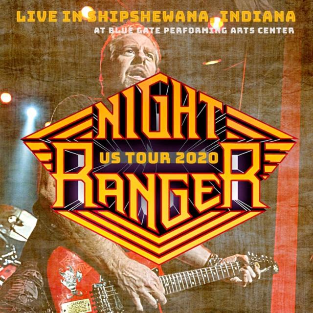 コレクターズCD Night Ranger - US Tour 2020