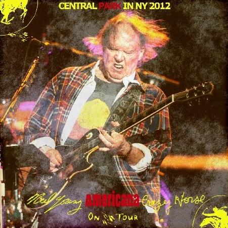 コレクターズCD ニール・ヤング&クレイジー・ホース 2012年アメリカツアー