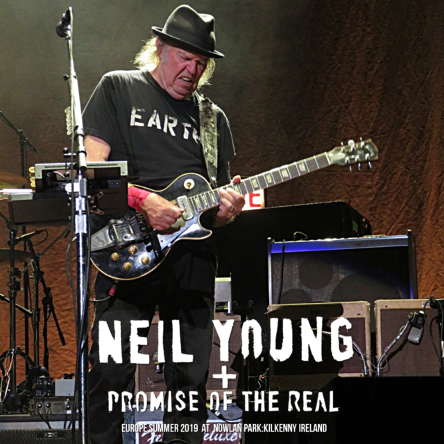 コレクターズCD Neil Young & Promise of the Real - Europe Summer 2019