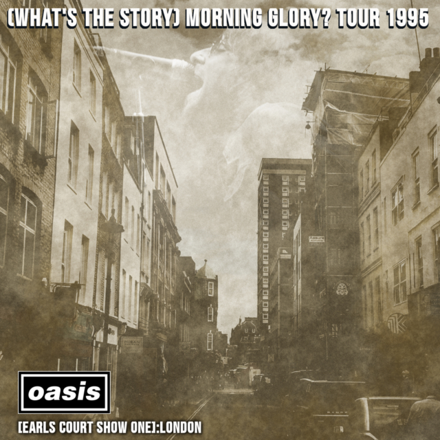 コレクターズCD Oasis - (What's The Story) Morning Glory? Tour 1995