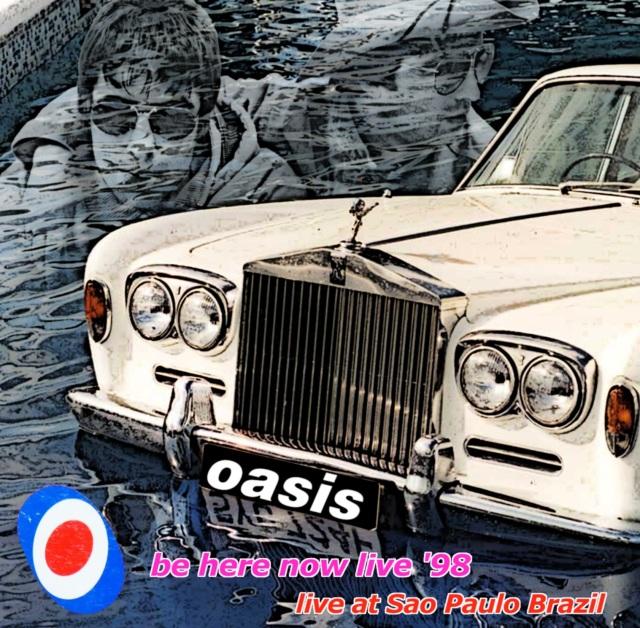 コレクターズCD Oasis - Be Here Now South American Tour 1998