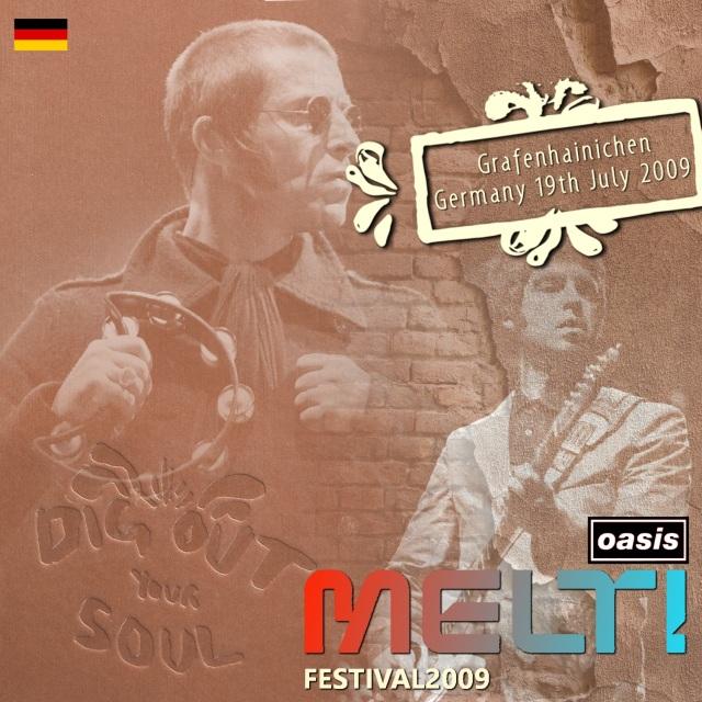 コレクターズCD Oasis - Dig Out Your Soul 2009