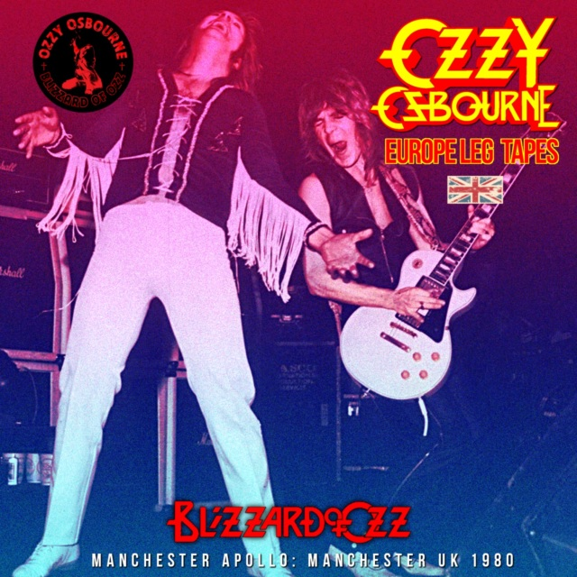 コレクターズCD Ozzy Osbourne  - Blizzard of Ozz Tour 1980