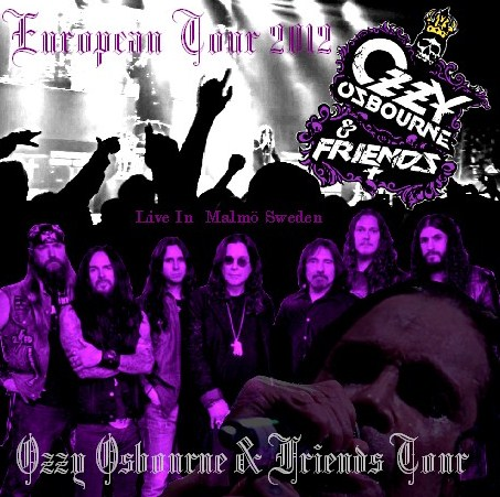 コレクターズCD Ozzy Osbourne & Friends Tour 2012