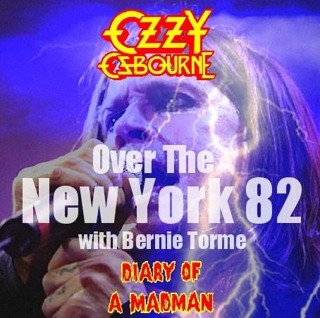 コレクターズCD Ozzy Osbourne(w/バニートーメ Diary of a Madman tour 1982)