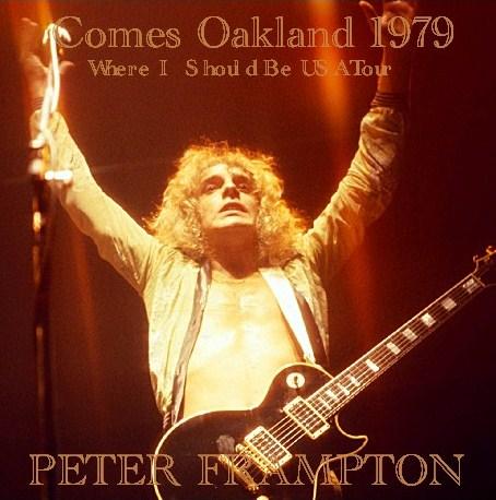 コレクターズCD ピーターフランプトン 1979年アメリカツアー