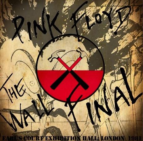 コレクターズCD ピンクフロイド1981年The Wall Tour