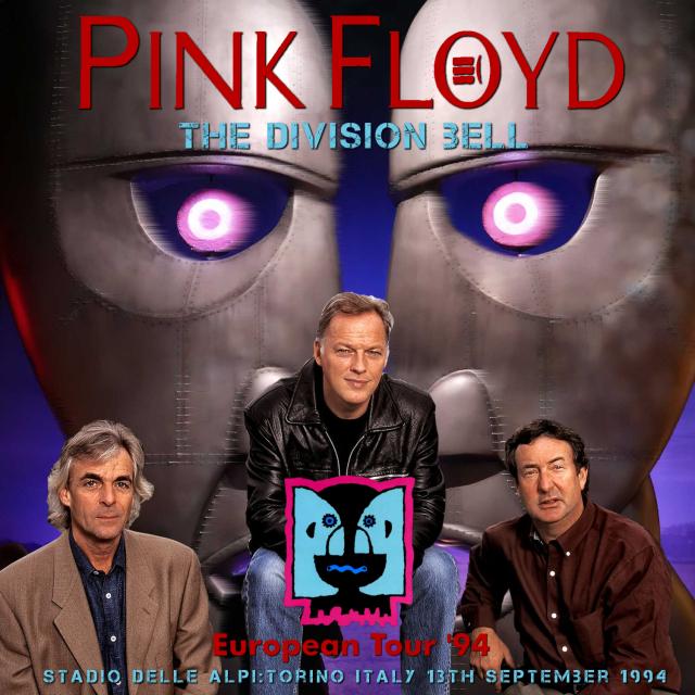 コレクターズCD Pink Floyd - The Division Bell Tour 1994