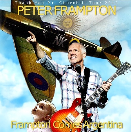 コレクターズCD ピーターフランプトン2010年南米公演