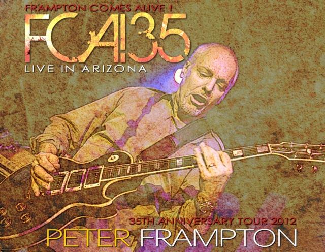 コレクターズCD Peter Frampton - Frampton Comes Alive! 35th Anniversary Tour 2012
