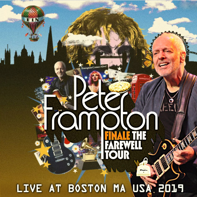 コレクターズCD Peter Frampton - Finale: The Farewell Tour 2019