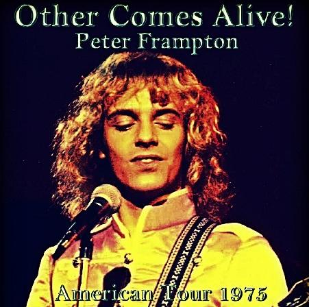 コレクターズCD ピーター・フランプトン1975年 アメリカツアー