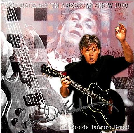 コレクターズCD Paul McCartney - South American Show 1990