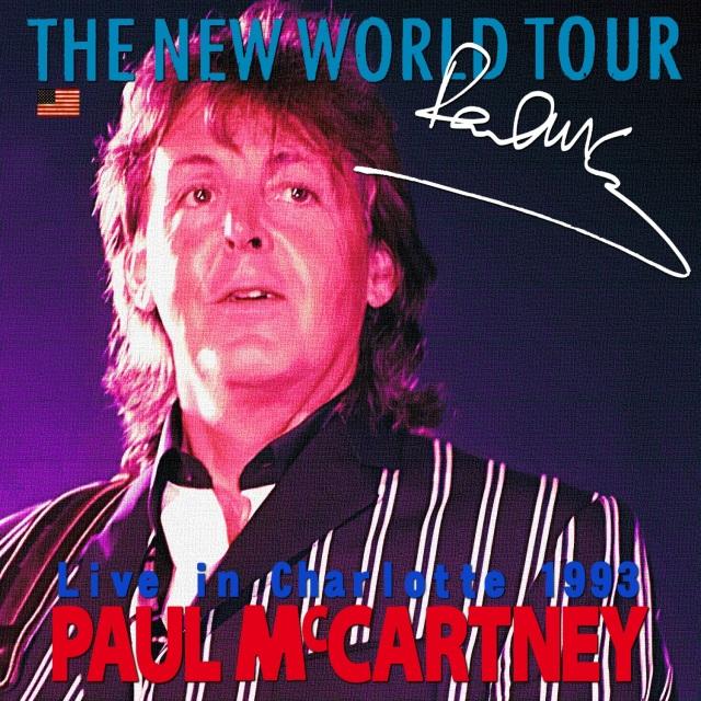 コレクターズCD PAUL MCCARTNEY - The New World Tour 1993
