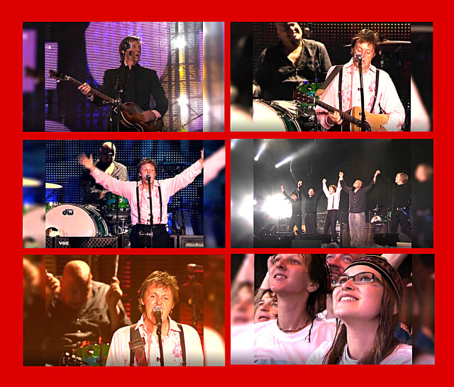 コレクターズBlu-ray  Paul McCartney - Special One Off in 2008