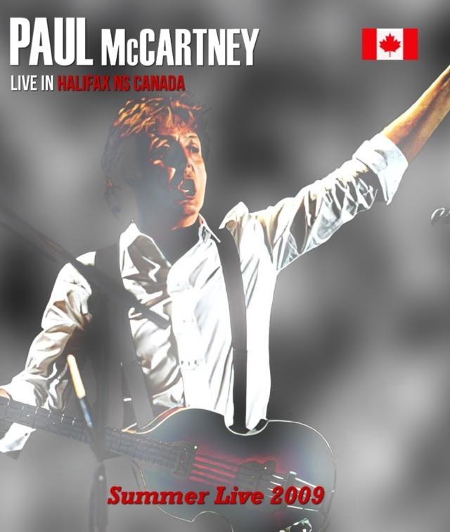 コレクターズBlu-ray  Paul Mccartney - Summer Live 2009