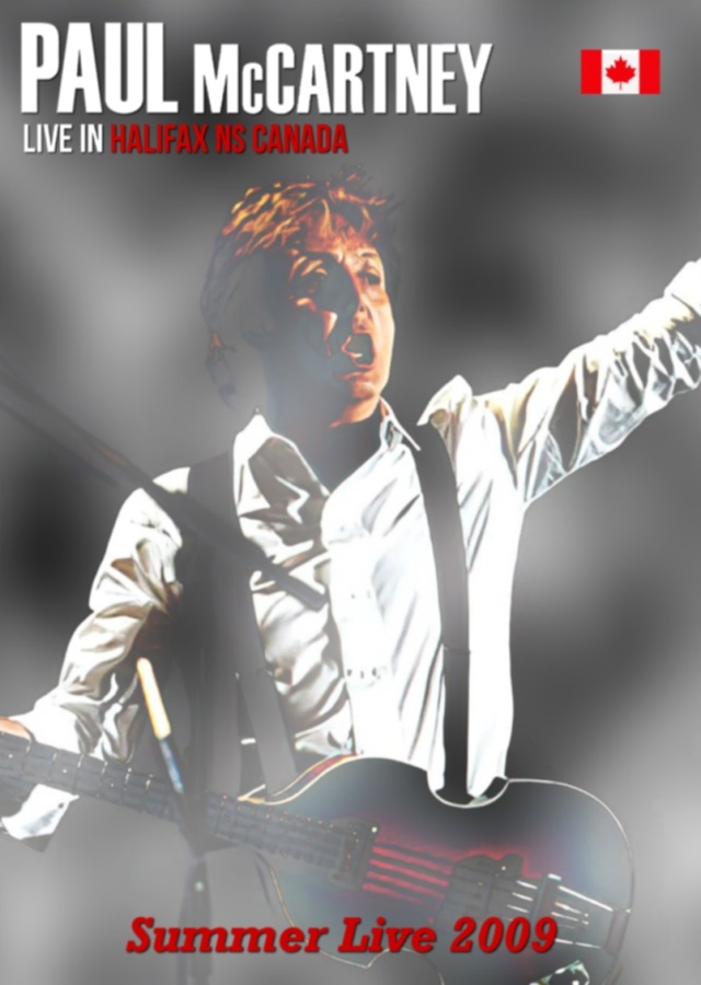 コレクターズDVD  Paul Mccartney - Summer Live 2009