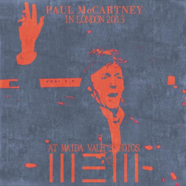 コレクターズCD ポール・マッカートニー 2013年10月16日BBC ロンドン