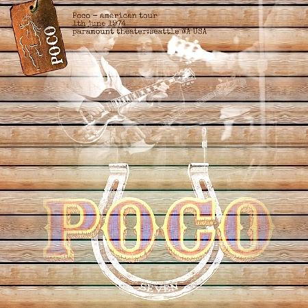コレクターズCD Poco(ポコ) 1974年アメリカツアー