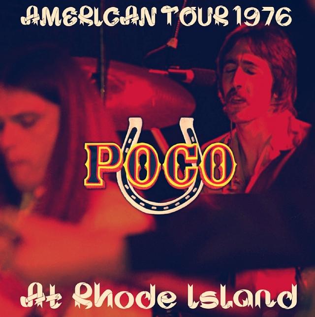 コレクターズCD ポコ(Poco)1976年アメリカツアー