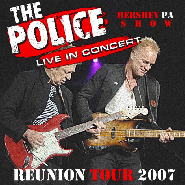 コレクターズCD The Police - Reunion Tour 2007