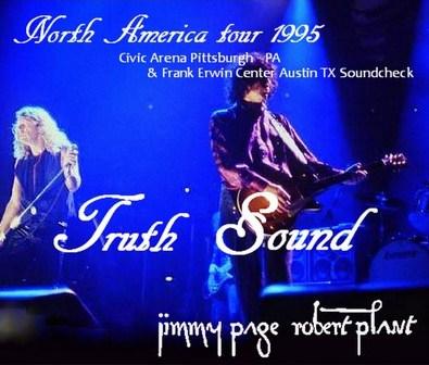 コレクターズCD Page & Plant 1995北米ツアー