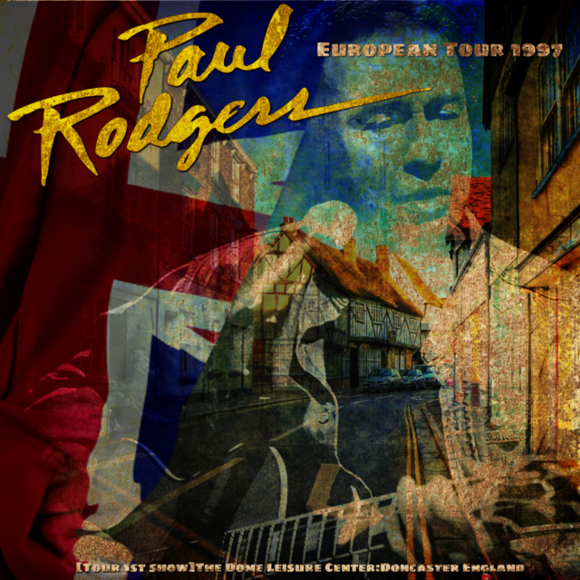 コレクターズCD Paul Rodgers - European Tour 1997