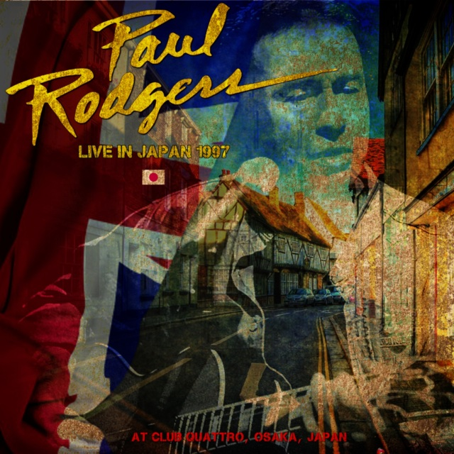 コレクターズCD Paul Rodgers - Japan Tour 1997