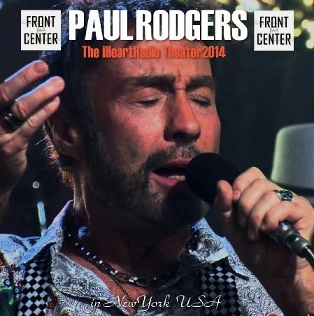 コレクターズCD ポールロジャース 2014年アメリカツアー