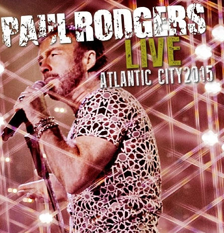 コレクターズCD ポールロジャース 2015年アメリカツアー