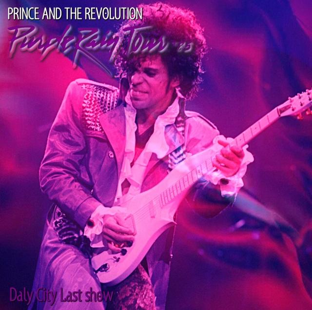 コレクターズCD Prince - Purple Rain Tour 1985