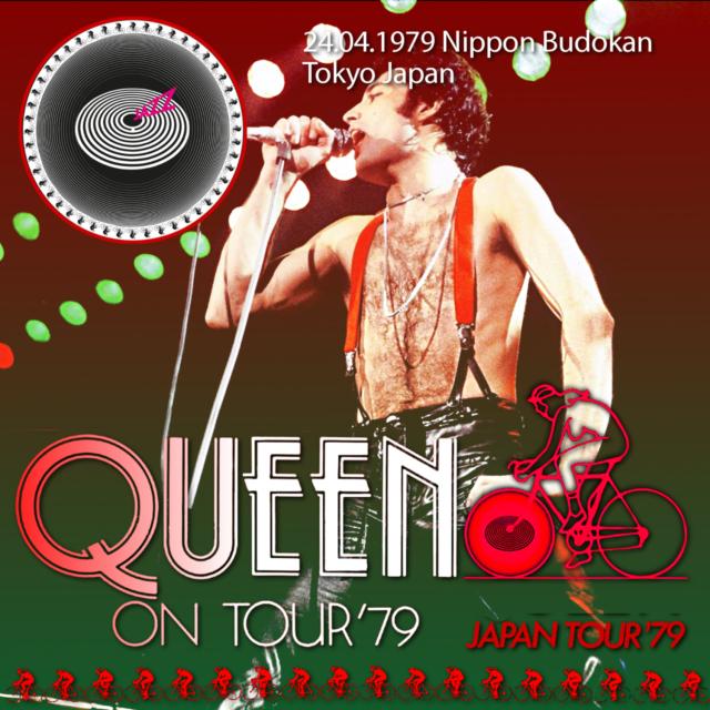 コレクターズCD Queen - Jazz Japan Tour 1979
