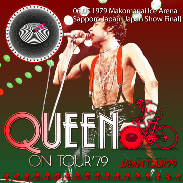 コレクターズCD Queen - Jazz Japan Tour 1979 Final