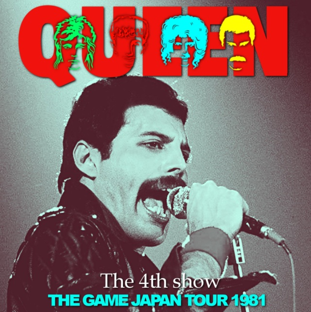 コレクターズCD Queen - The Game Japan Tour 1981
