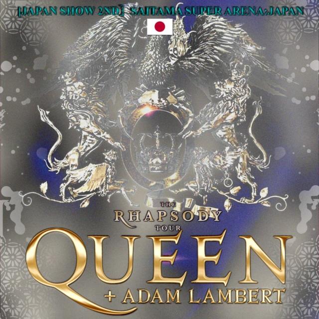 コレクターズCD Queen - The Rhapsody Japan Tour 2020