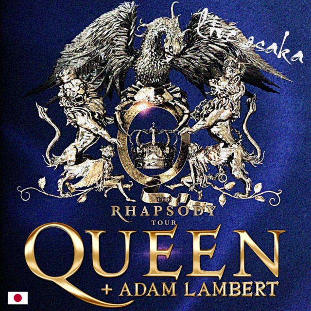 コレクターズCD Queen + Adam Lambert  - The Rhapsody  Japan Tour 2020