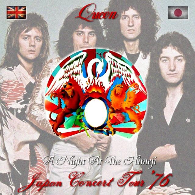 コレクターズCD Queen - A Night At the Opera Japan Tour 1976