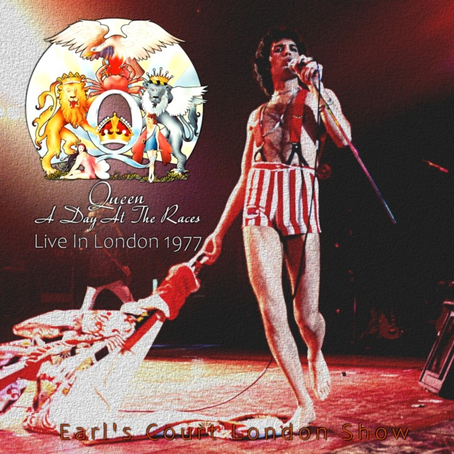 コレクターズCD Queen - A Day At the Races Tour 1977