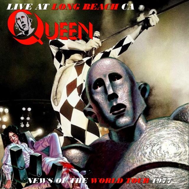 コレクターズCD Queen - News of the World Tour 1977