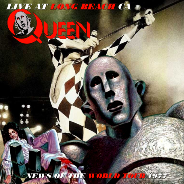 コレクターズCD Queen - News of the World Tour 1977