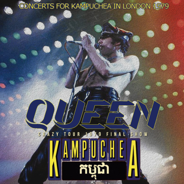 コレクターズCD Queen - Concerts For Kampuchea in London 1979