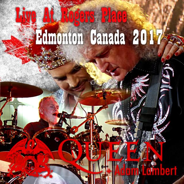 コレクターズCD Queen + Adam Lambert - 2017 North American Tour