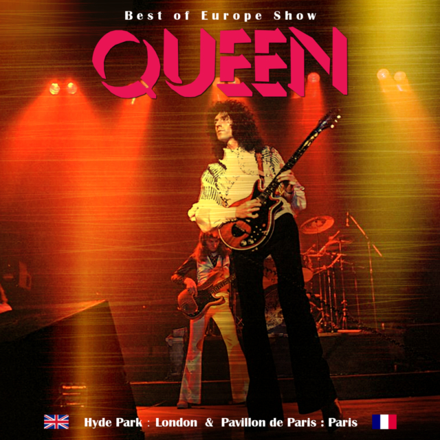 コレクターズCD Queen - Best of Europe 76&79