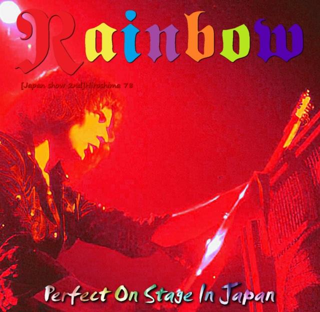 コレクターズCD Rainbow - Long Live Rock 'n' Roll Japan Tour 1978