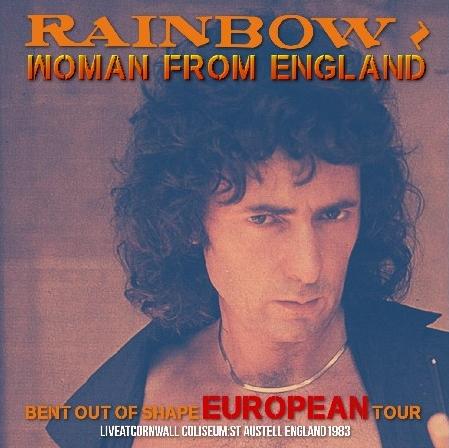 コレクターズCD レインボー 1983年ヨーロッパツアー