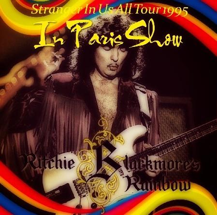 コレクターズCD レインボー 1995年ヨーロッパツアー