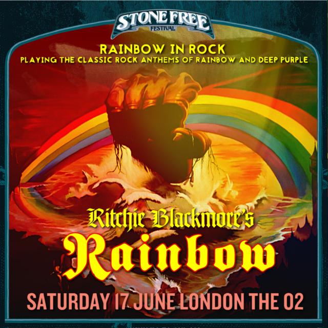 コレクターズCD レインボー 2017年6月17日 ロンドン