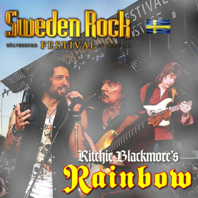 コレクターズCD Rainbow - Sweden Rock Festival 2019