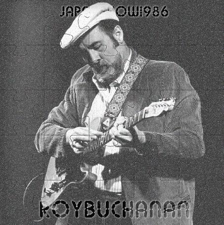 コレクターズCD ロイ・ブキャナン 1986年日本ン公演