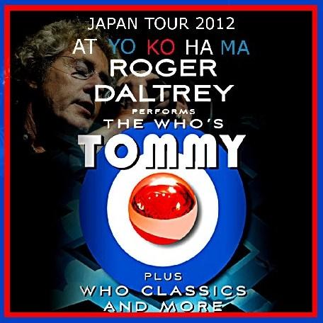 コレクターズCD Roger Daltrey(ロジャー・ダルトリー) 2012年日本公演